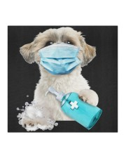 Shih Tzu-Face Mask-Wash Cloth face mask aos-face-mask-coverlet-lifestyle-front-02
