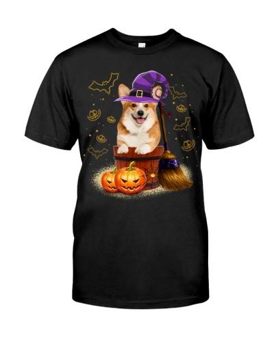 Welsh Corgi-Halloween-02