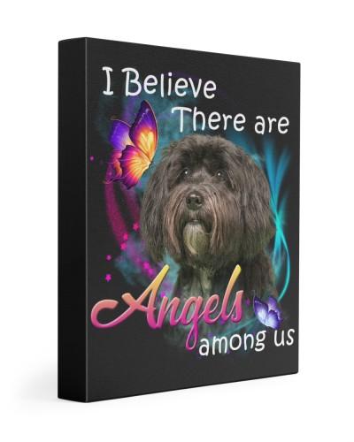 Tibetan Terrier-02-Canvas Angels
