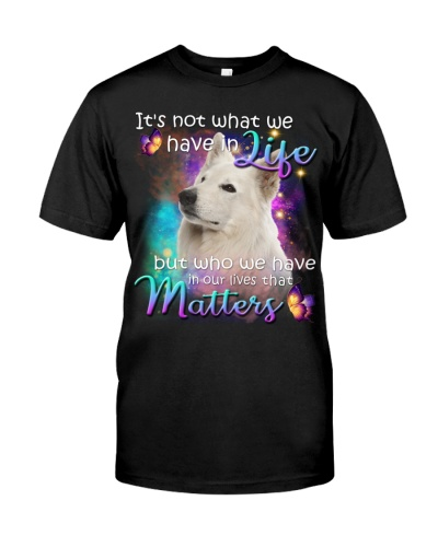 Berger Blanc Suisse-That Matters
