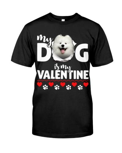 Samoyed-My Valentine