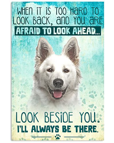 Berger Blanc Suisse - Beside You