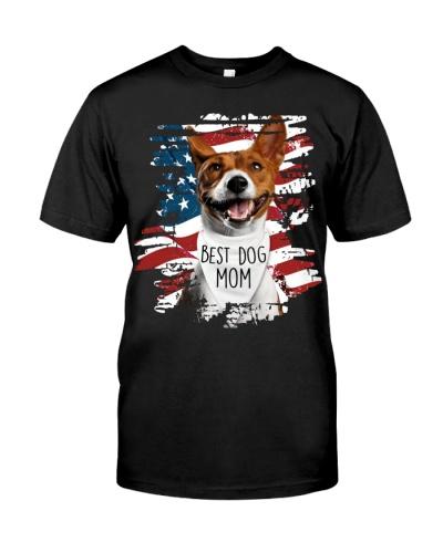 Basenji-Best Dog Mom