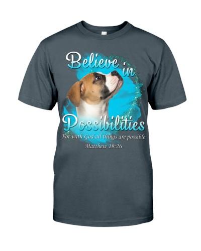 American Bulldog-Believe In Possibilities
