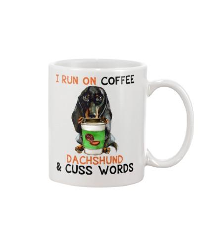 Dachshund-Coffee