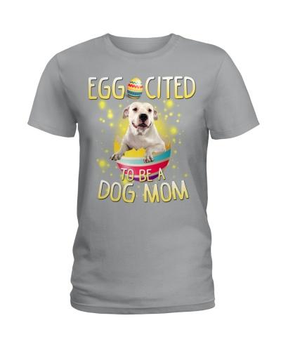 Dogo Argentino-Eggcited