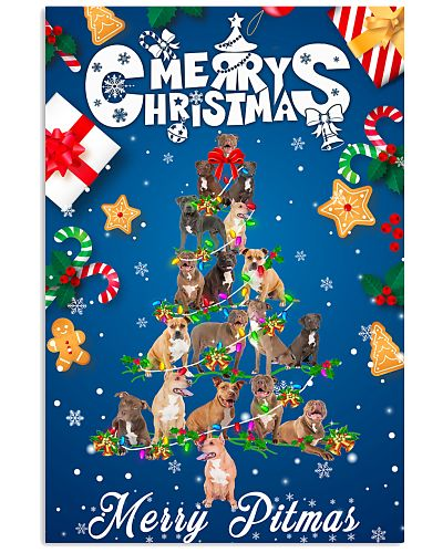 Pitbull-Merry Christmas