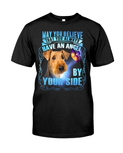 Airedale Terrier-May You Believe