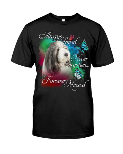 Bearded Collie-Forever Missed