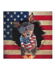 Miniature Pinscher-US Mask Cloth face mask aos-face-mask-coverlet-lifestyle-front-02