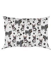 Schnauzer - Paw Rectangular Pillowcase thumbnail