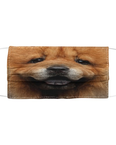 Chow Chow-Face Mask