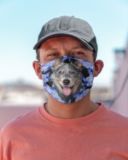 Australian Cattle-Blue Mask Cloth face mask aos-face-mask-lifestyle-06