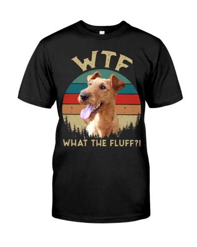 Irish Terrier-What The Fluff