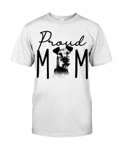 Irish Terrier-Proud Mom