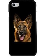 German Shepherd - Only Face Phone Case thumbnail