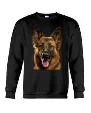 German Shepherd - Only Face Crewneck Sweatshirt thumbnail