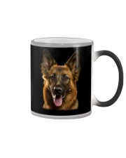German Shepherd - Only Face Color Changing Mug thumbnail