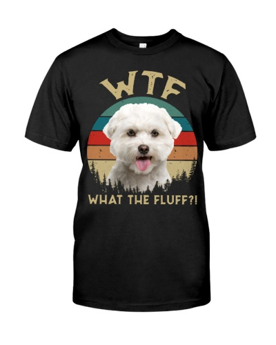 Maltese-What The Fluff