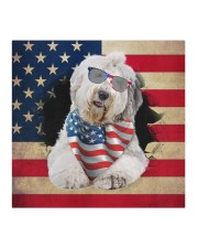 Old English Sheepdog-US Mask Cloth face mask aos-face-mask-coverlet-lifestyle-front-02