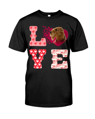 Airedale Terrier-Love-Valentine