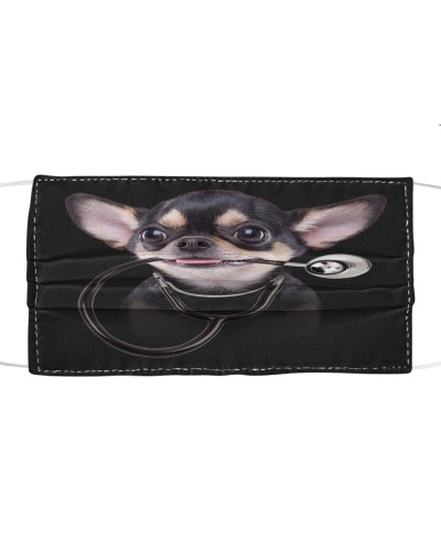 Chihuahua-Face Mask-Stethos
