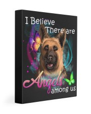 German Shepherd-Art-Canvas Angels 11x14 Gallery Wrapped Canvas Prints front