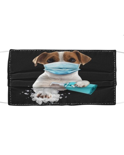 Jack Russell Terrier-Face Mask-Wash