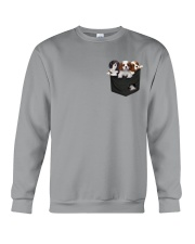 Cavalier King Charles Spaniel - Pocket Crewneck Sweatshirt thumbnail