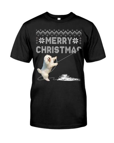 Samoyed - Christmas