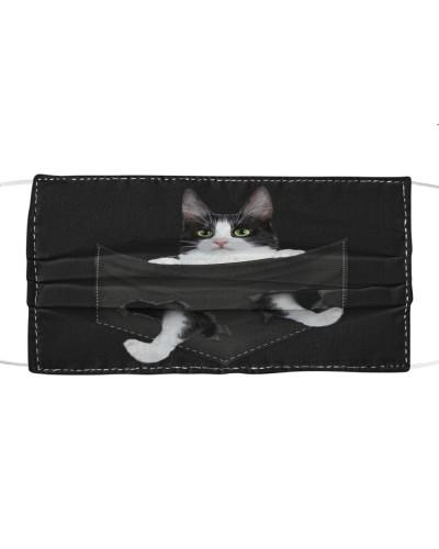 Turkish Angora-05-Cat-Face Mask-Pocket