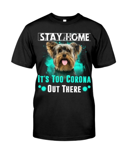 Yorkshire Terrier-Stay Home