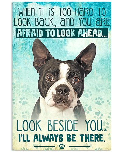 Boston Terrier - Beside You