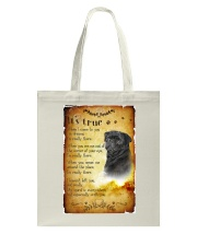Pug - True Tote Bag thumbnail