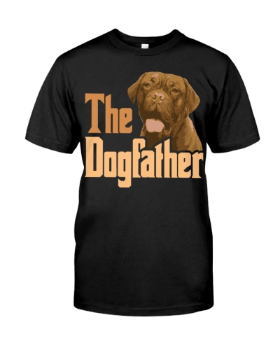 Dogue De Bordeaux-The Dogfather