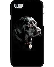 Labrador-Black - Only Face Phone Case thumbnail