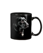 Labrador-Black - Only Face Mug thumbnail
