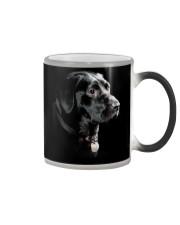 Labrador-Black - Only Face Color Changing Mug thumbnail