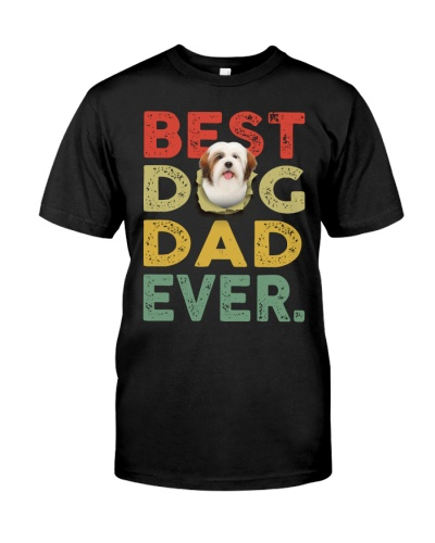 Lhasa Apso-Dog Dad Ever-02