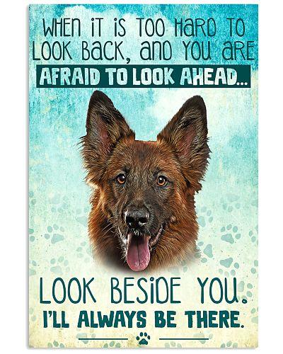German Shepherd - Beside You