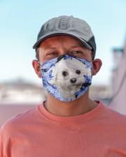 Maltese-02-Blue Mask Cloth face mask aos-face-mask-lifestyle-06