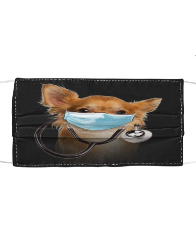Chihuahua-02-Face Mask-Doctor