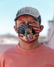 German Shepherd-US Mask Cloth face mask aos-face-mask-lifestyle-06