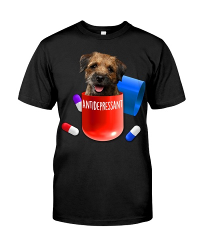 Border Terrier-Antidepressant