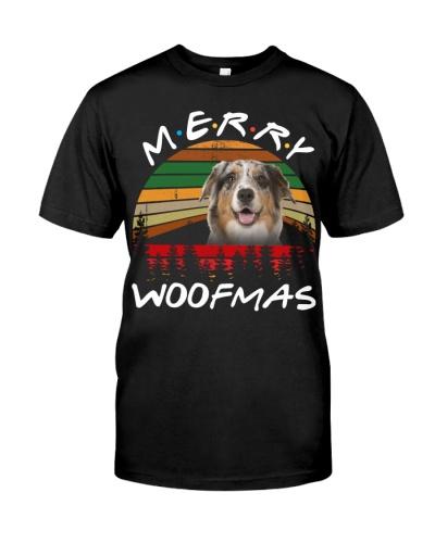 Australian Shepherd-Merry Woofmas
