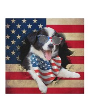 Border Collie-US Mask Cloth face mask aos-face-mask-coverlet-lifestyle-front-02