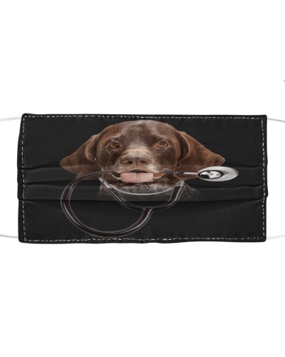 German Shorthaired Pointer-Face Mask-Stethos