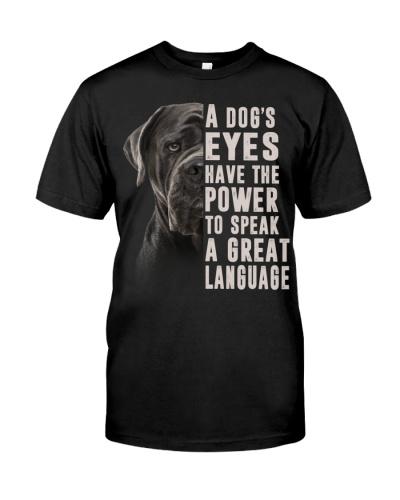 Cane Corso-Great Language