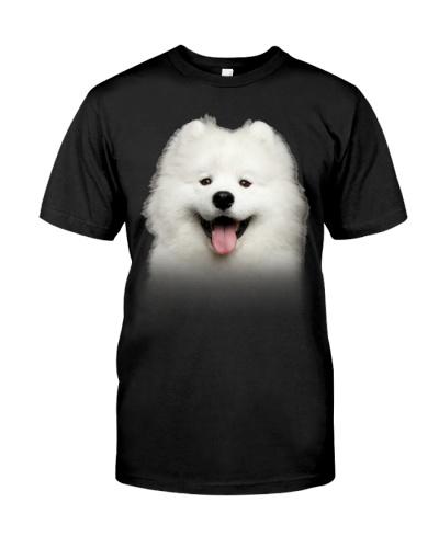 Samoyed-Dog Face