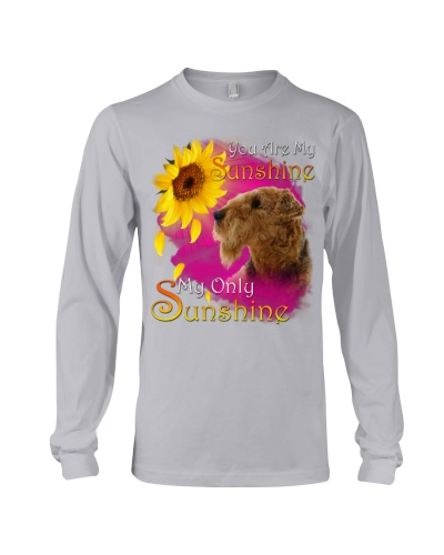 Airedale Terrier-My Sunshine